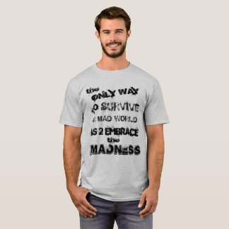 Mundo enojado 101 camiseta
