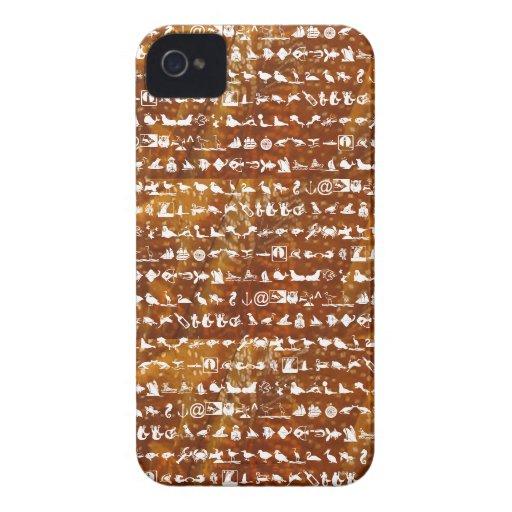 Mundo ESTUPENDO miniatura de la naturaleza de Dupe Case-Mate iPhone 4 Carcasa