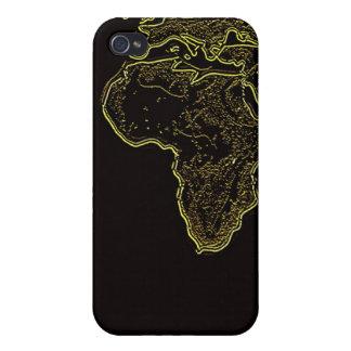 Mundo iPhone 4 Carcasa