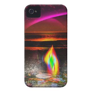 Mundo hermoso Case-Mate iPhone 4 cárcasas