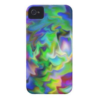 Mundo ideal Case-Mate iPhone 4 protectores