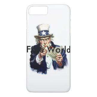 Mundo libre funda iPhone 7 plus