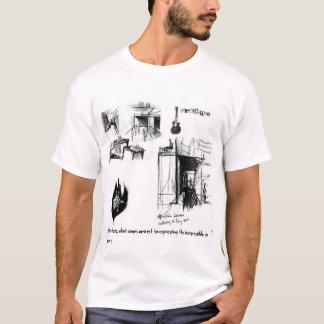 Mundos del arte camiseta