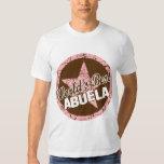 Mundos el mejor Abuela Camisetas