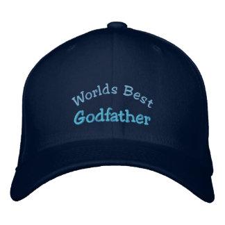Mundos mejores, gorra Padrino-Bordado