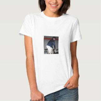 Muñeca de Boot Camp Camisetas