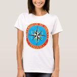 Muñeca de las señoras de UDO (cabida) Camiseta