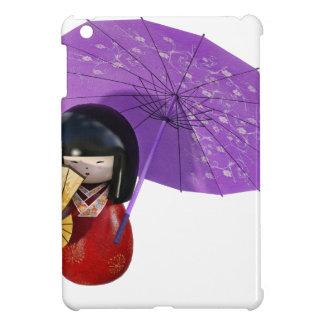 Muñeca de Sakura con el paraguas