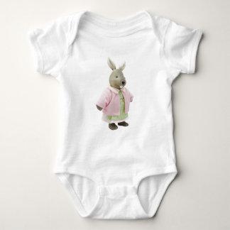 Muñeca del conejito body para bebé