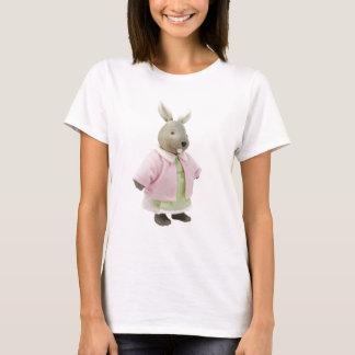 Muñeca del conejito camiseta
