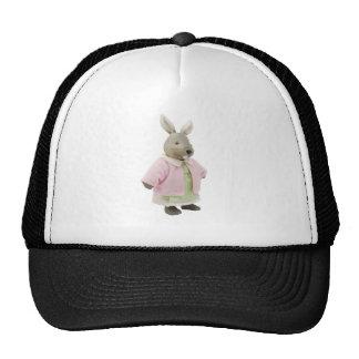 Muñeca del conejito gorros bordados