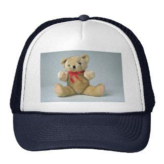 Muñeca del oso de peluche para los niños gorras de camionero