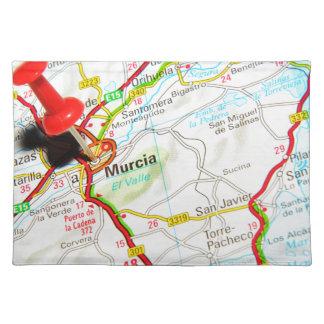 Murcia, España Salvamanteles