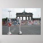 Muro de Berlín Póster