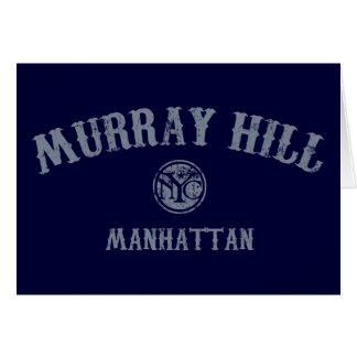 Murray Hill Tarjeta