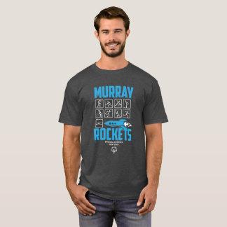 Murray Rockets todos los deportes Camiseta