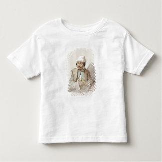 Musa - de Kashgar, c.1855 Camiseta De Bebé