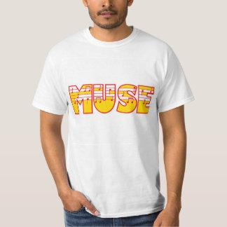 MUSA Ick Camisetas