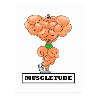 MUSCLETUDE, postal