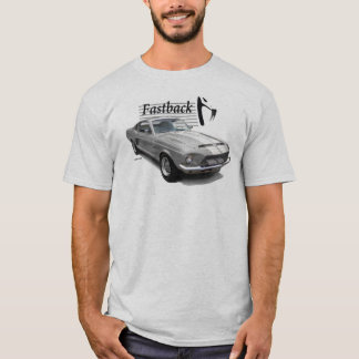 Músculo 1968 del Fastback 428 del mustango Camiseta