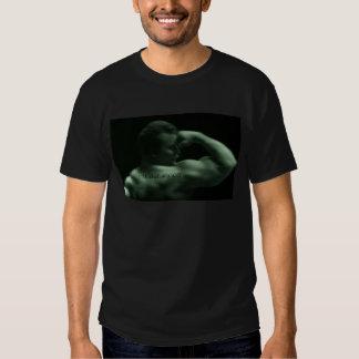 Músculo 2 del vintage camiseta