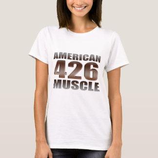 músculo americano 426 Hemi Camiseta
