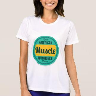 Músculo americano. Vintage americana Camiseta