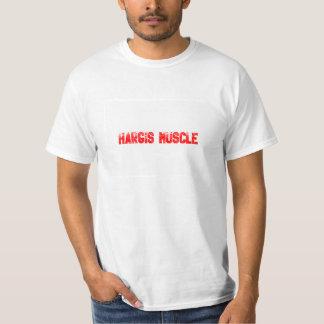 Músculo de Hargis Camisetas