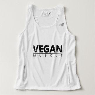 Músculo del vegano camiseta con tirantes