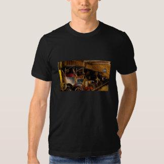 Músculo original camisetas