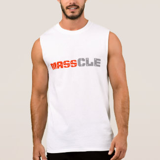 músculo remera sin mangas