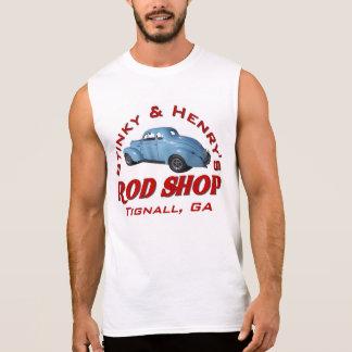 músculo T de los stinkys Camisetas Sin Mangas