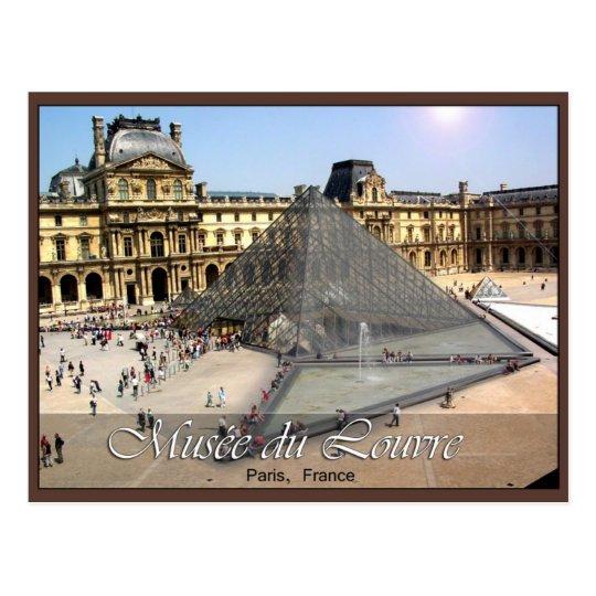Musee du Louvre Postal