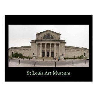 Museo de arte de St. Louis Postal