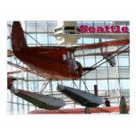 Museo del vuelo - Seattle Postal
