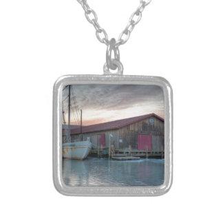 Museo marítimo de la bahía de Chesapeake Collar Plateado