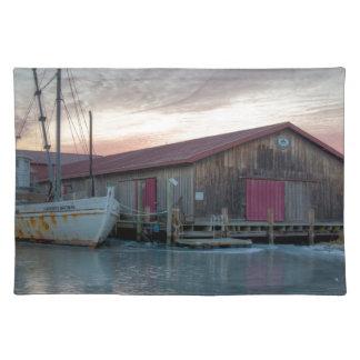 Museo marítimo de la bahía de Chesapeake Salvamanteles