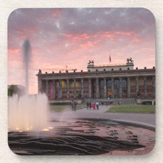 Museo y Lustgarten de Altes en Berlín Posavasos