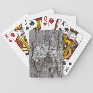 musgo azul barajas de cartas