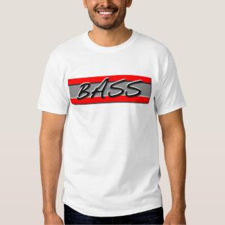Música baja camisetas