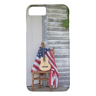 Música country americana funda para iPhone 8/7