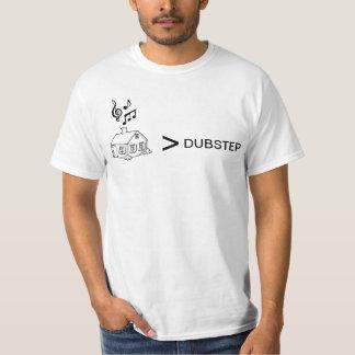 Música de la casa > DUBSTEP Camisetas