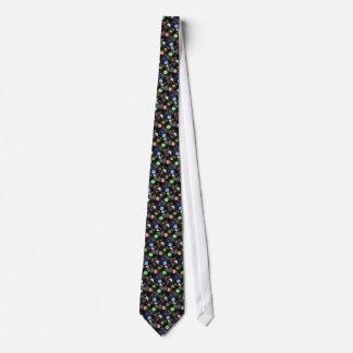 Música de la escuela vieja corbata personalizada