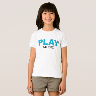Música del juego (Clef de viola) Camiseta