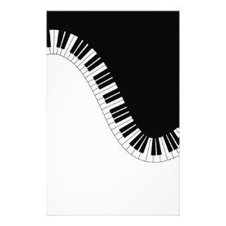 MÚSICA DEL PIANO PAPELERÍA