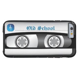 Música (ESCUELA VIEJA) Funda Para iPhone 6 Tough