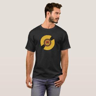 Música rebelde del reggae de Rasta Camiseta