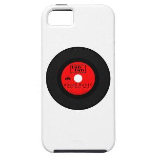 Música sucia sucia 45 de la casa iPhone 5 coberturas