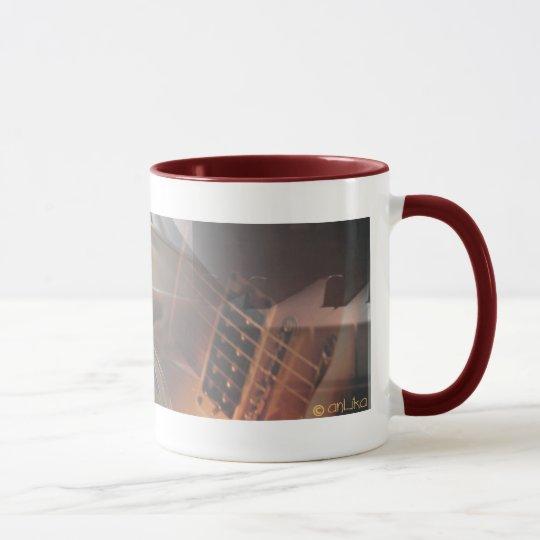 Musicians mug - vasos de músico taza