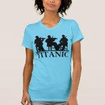 Músicos de Titanic Camiseta